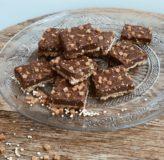 Shortbread melkchocolade karamel